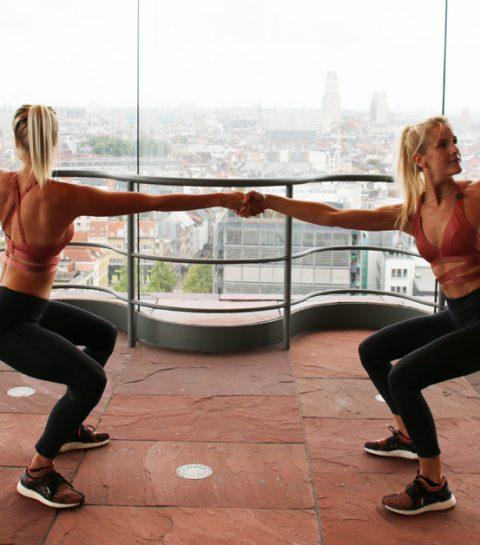 The Duo workout: dit zijn de beste bilspieroefeningen voor twee