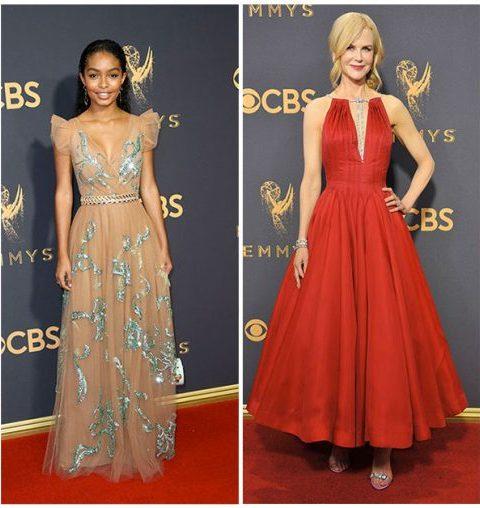 De mooiste rode loper looks op de Emmy Awards