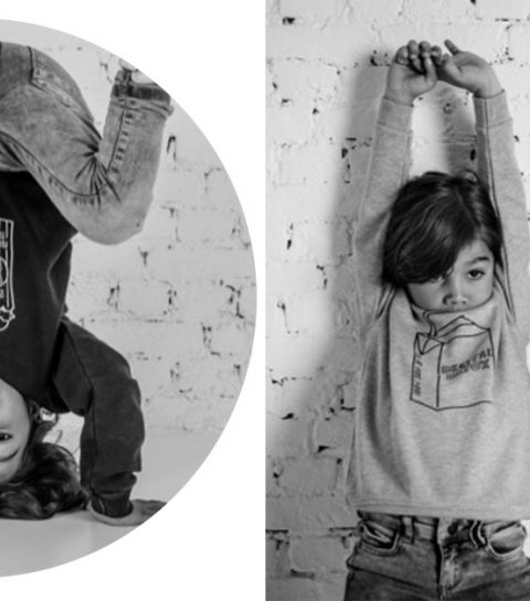 Zo richtte ontwerpster Sofie Ysewijn het succesvolle kinderlabel Cos I Said So op