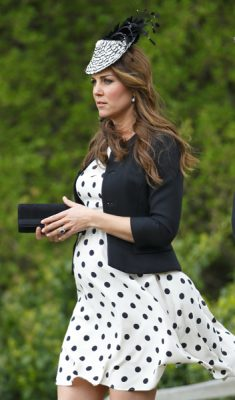 kate middleton zwanger fashion