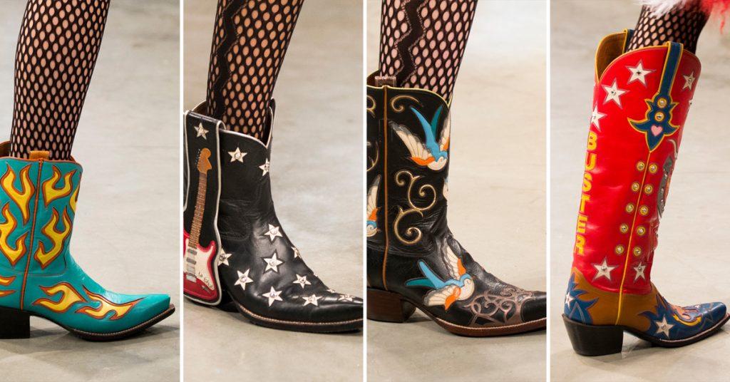 key items najaar 2017 cowboy laarzen