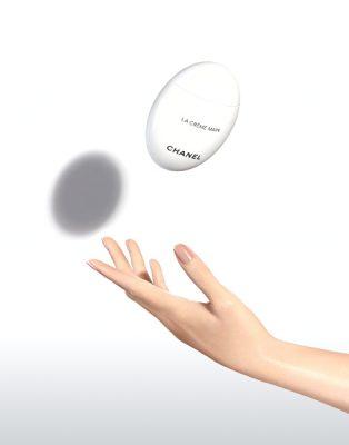 la crème main chanel handcrème egg