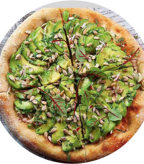 OMG: er bestaat nu ook avocado pizza