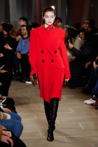 New york fashion week 2020 catwalk