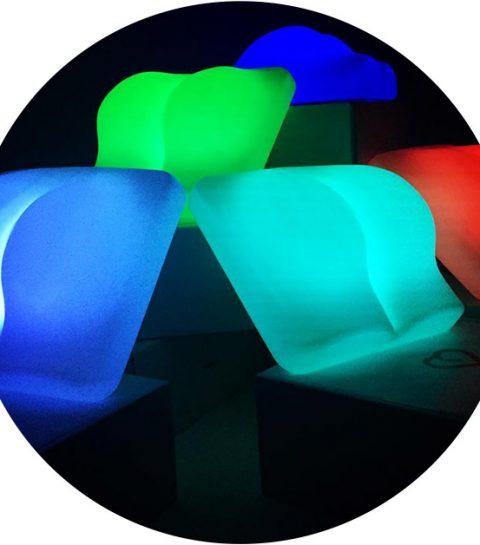 Must-have: deze billenlamp gaat branden als je erin knijpt