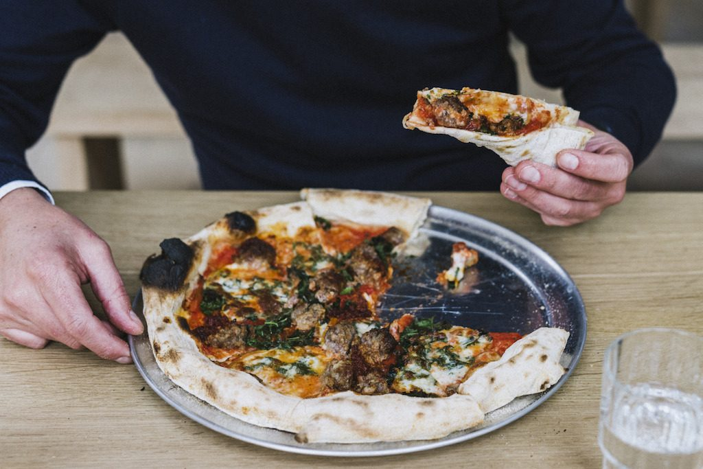 Eet vanaf nu guilt free pizza's in Antwerpen - 1