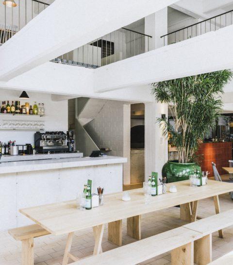 Eet vanaf nu guilt free pizza's in Antwerpen