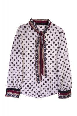 stijn helsen maasmechelen village shopping bloes blouse hemd print workwear