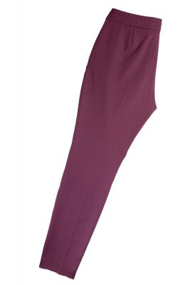 supertrash shopping maasmechelen village broek workwear pak suit rood bordeau