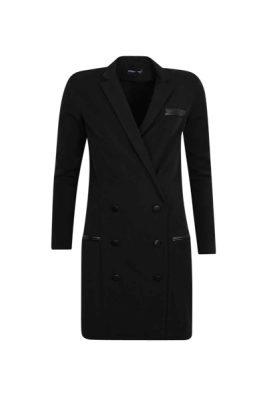 tuxedo dress blazerjurk astrid bryan black label zeb