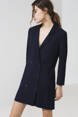tuxedo dress blazerjurk margaux lonnberg