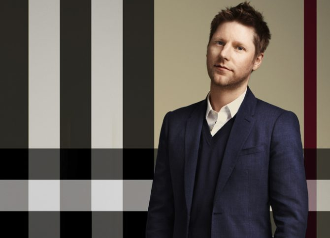 christopher bailey burberry