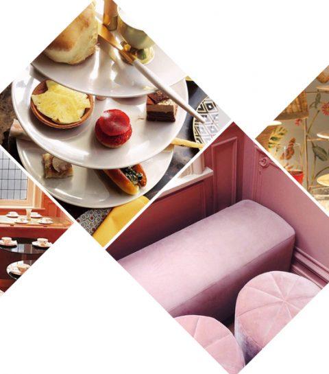 5 X afternoon tea in Antwerpen