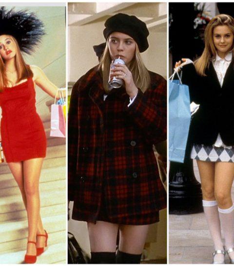 ZIEN: Alicia Silverstone haalt iconische Clueless outfit uit de kast