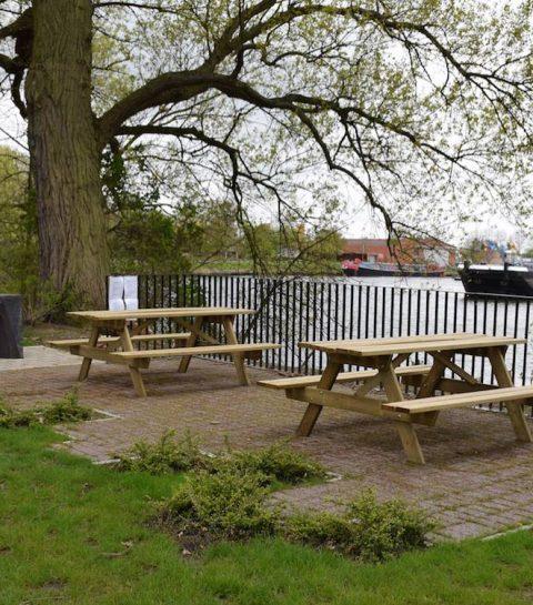 Daarom moet jij barbecueën in het Baron-Ruzettepark in Brugge