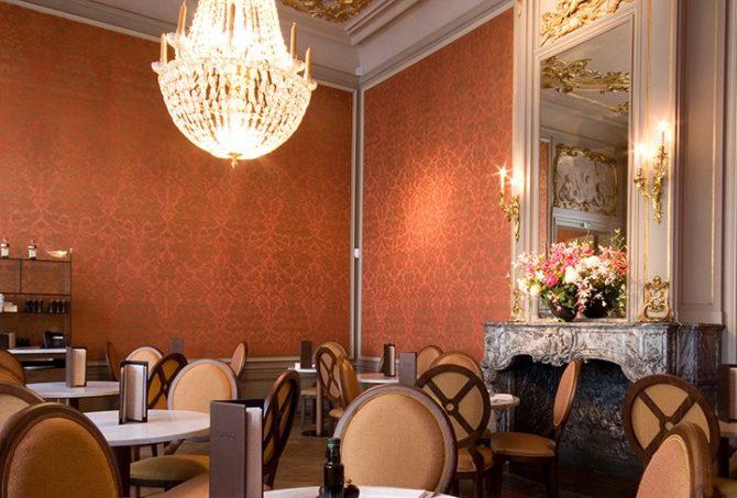 cafe imperial antwerpen paleis meir afternoon tea