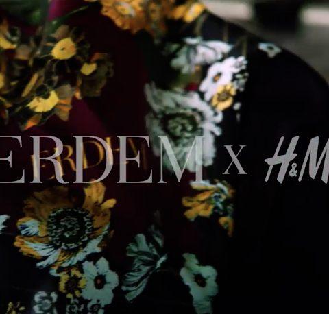 ZIEN: campagnefilm Erdem x H&M door topregisseur Baz Luhrmann