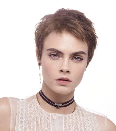 Cara Delevingne is nieuw gezicht van Dior