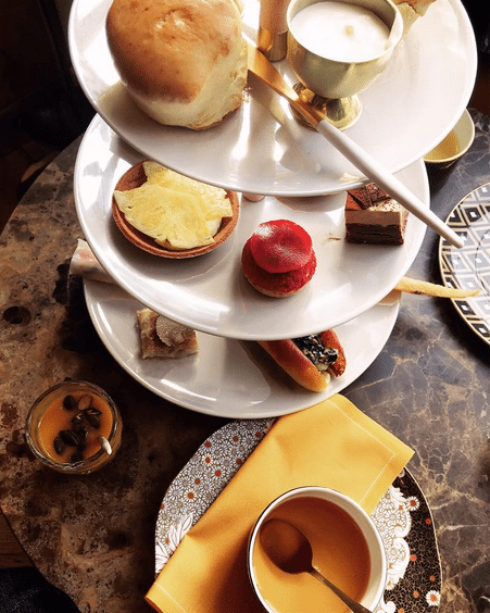domestic antwerpen afternoon tea