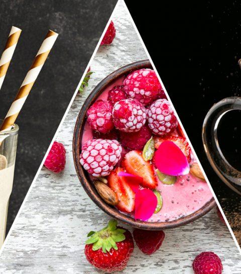 Fitness food: 3 heerlijke shakes om te proberen