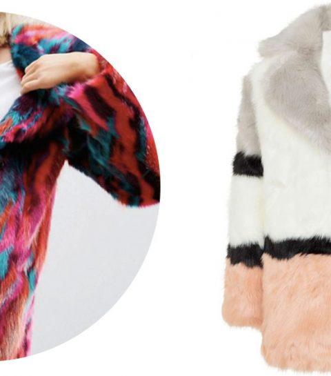 Shopping: wij houden van madammen met een faux fur bontjas