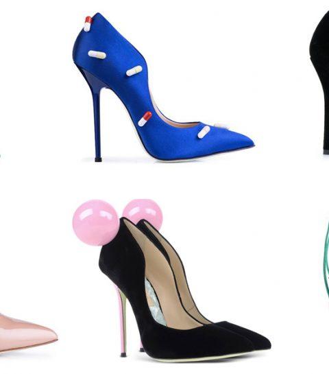 Wat als een schoenenontwerper een super betaalbare  make-upcollectie uitbrengt?