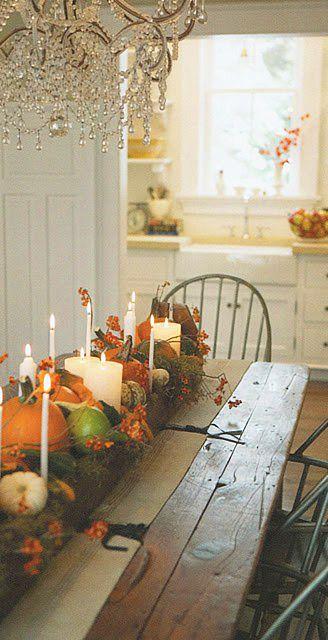 15 (heel erg chique) Halloween tafels - 2