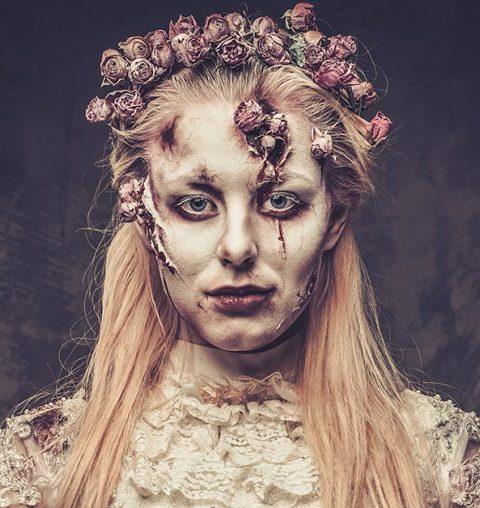 TOP 10: de griezeligste Halloween make-up