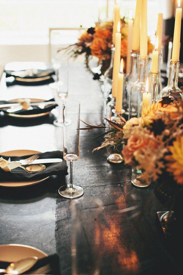 15 (heel erg chique) Halloween tafels - 14