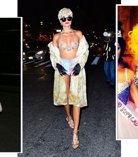 Halloween: Herken jij deze sterren verkleed als andere celebrities?