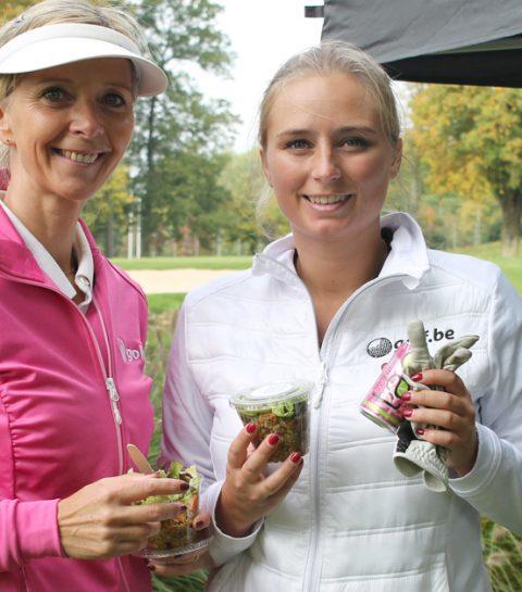 Ontdek alle foto's van onze derde editie van de ELLE Golf cup by Louis Widmer