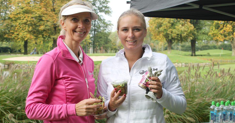 Ontdek alle foto's van onze derde editie van de ELLE Golf cup by Louis Widmer!