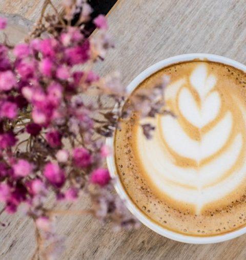 Tutorial: hoe teken ik een bloem in mijn koffie?