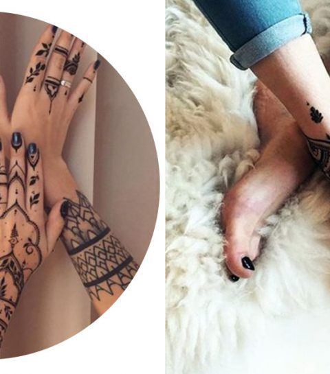 Pinspiration: sexy lace tattoos voor romantici