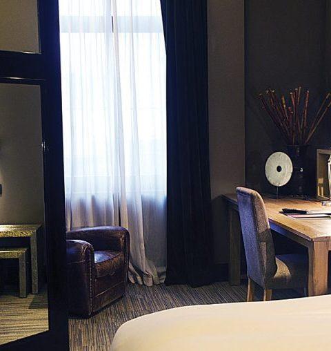Hotel Les Nuits: uniek logeeradres met urban feel