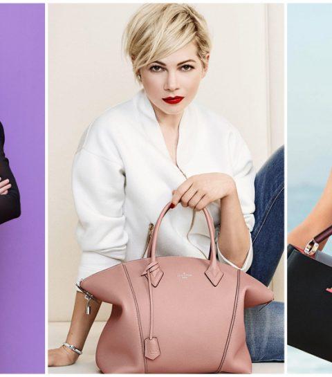 Louis Vuitton strikt best betaalde actrice ter wereld