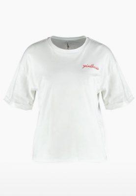 only zalando shirt wit girlboss boss shopping