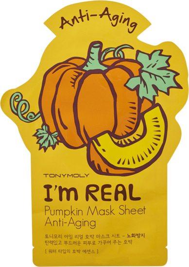 pompoen pumpkin mask tony moly