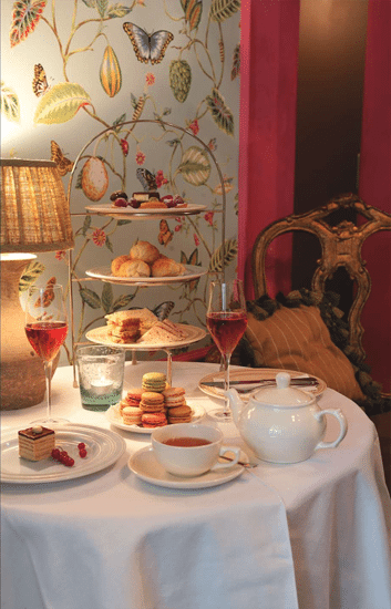 salon de the claude antwerpen afternoon tea