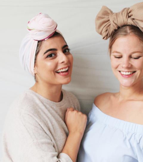 5 manieren om een hoofdsjaal te stylen