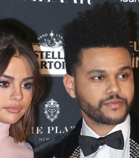 Selena Gomez en The Weeknd zijn uit elkaar