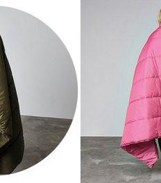 Handig: River Island brengt jas uit die ook slaapzak is
