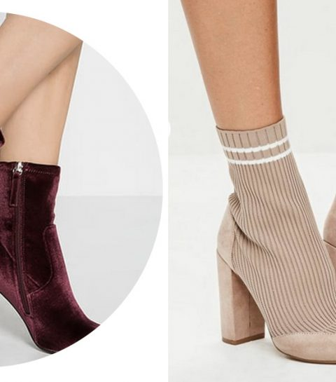 Shopping: de mooiste sock boots