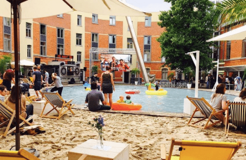 Dit is waar jij je zomer moet spenderen in Gent