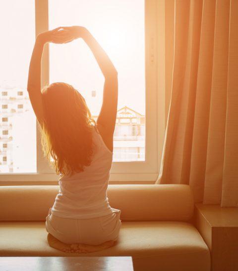 6 tips om vroeger op te kunnen staan