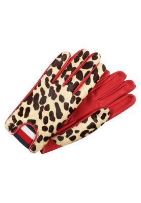 tommy hilfiger zalando luipaard leopard print handschoenen gloves shopping
