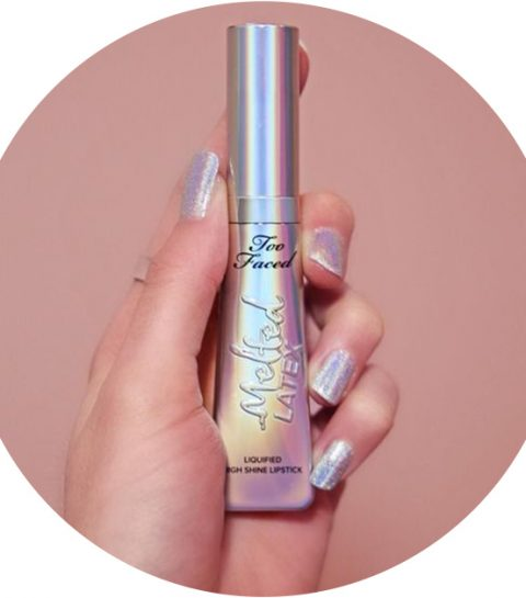 Beauty must-have: Unicorn Tears melted latex lipgloss