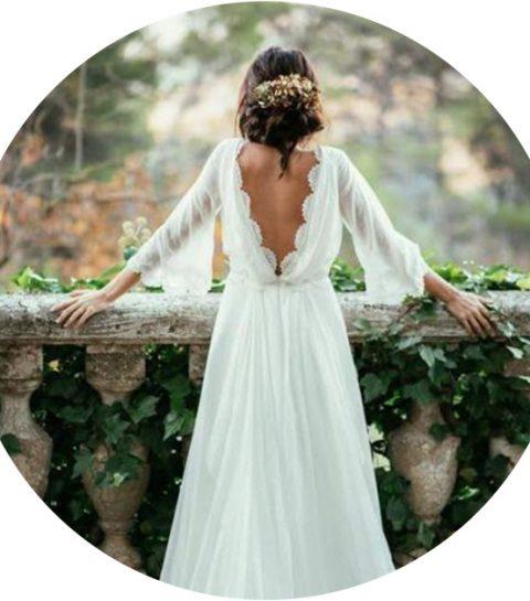 Wedding trend: met jezelf trouwen