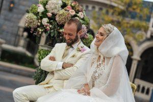 Disney-wedding-bruidspaar-kleed