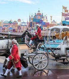 Zo ziet een huwelijk in Disneyland eruit